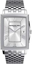 Raymond Weil Tradition men's stainless steel bracelet watch