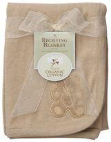 T.L.Care TL Care Organic Interlock Embroidery Blanket
