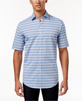 Club Room Men's Striped Shirt, Only at Macy's