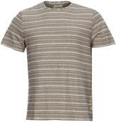 Oliver Spencer Conduit T Shirt OSK580 Ecru/Navy