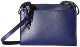 Lodis Stephanie RFID Under Lock & Key Trisha Double Zip Wallet on a String