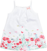 H&M Floral-print Jersey Dress - White/patterned - Kids