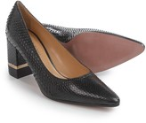 a. testoni Python Pumps - Leather (For Women)