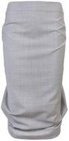 Vivienne Westwood Tuck skirt