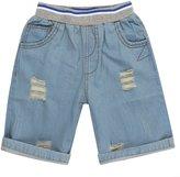 Encontrar Boys Ripped Denim Shorts