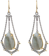 Alexis Bittar Suspended Stone Drop Earring