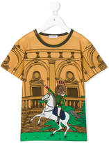 Dolce & Gabbana horse print T-shirt
