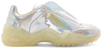 Maison Margiela Silver America New Future Sneakers
