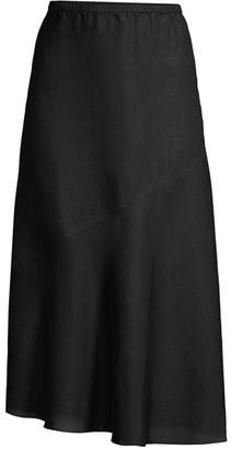 Eileen Fisher Flare Asymmetrical Skirt