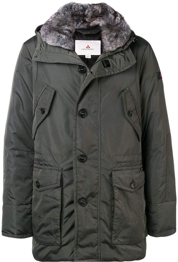 wholesale dealer cfcb6 b5675 hooded padded coat