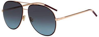 Christian Dior Astrals Metal Aviator Sunglasses