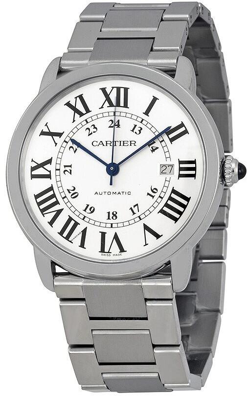 Cartier Ronde Solo Men's Watch
