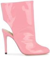 Natasha Zinko cut-out ankle boots
