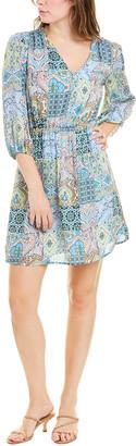Ecru The Robbie Mini Dress