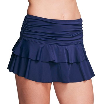 Women's Mazu Swim Hip Minimizer Skirtini Bottoms