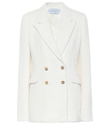 Gabriela Hearst Angela alpaca, wool, cashmere and silk blazer