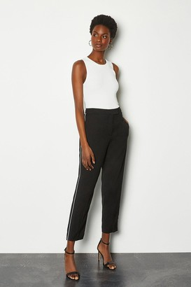 Karen Millen Piping Detail Trouser