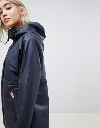 Hunter womens original raincoat