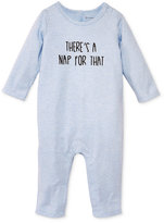 First Impressions There's A Nap For That Coverall, Baby Boys (0-24 months), Only at Macy's
