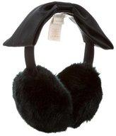 Kate Spade Satin Bow-Embellished Earmuffs