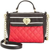 Betsey Johnson Top Handle Mini Bag, A Macy's Exclusive Style