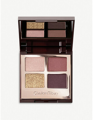 Charlotte Tilbury The Vintage Vamp Iconic Colour-Coded Eyeshadow Palette