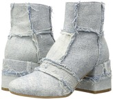 MM6 MAISON MARGIELA Vintage Denim Ankle Boot Women's Boots