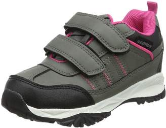Gregster unisex children's hiking boot with velcro