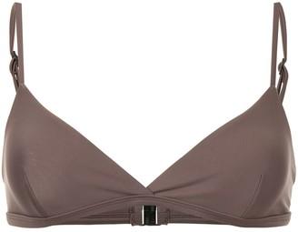 Matteau Tri crop bikini top