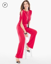 Chico's Solid Jumpsuit
