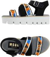 MSGM Sandals - Item 11172800