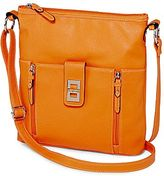 JCPenney Rosetti® Darlene Zip Crossbody Bag