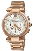 Chopard Women's 384211-5002 Imperiale Rose Gold Chronograph Watch