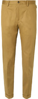 Dolce & Gabbana Slim-Fit Stretch-Cotton Trousers