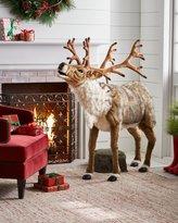 "Mark Roberts Song-Playing Reindeer, 65"""