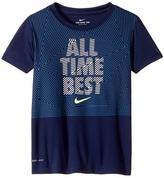 Nike All Time Best Dri-Fit Tee Boy's T Shirt
