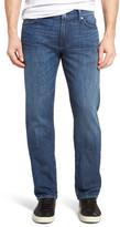 7 For All Mankind Standard Straight Leg Jeans (Golden Beach)