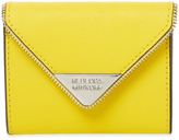Rebecca Minkoff Molly Metro Leather Wallet