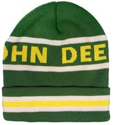 John Deere Mens Knit Beanie With Cuff