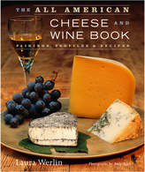 Abrams The All American Cheese and Wine Book