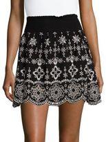 Parker Sammy Printed Skirt
