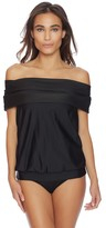 Luxe by Lisa Vogel Socialite Saga Tankini Top