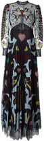 Mary Katrantzou Graphic Cowboy 'Sundance' evening dress