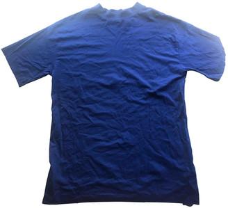 ÃTudes Studio Atudes Studio Blue Cotton T-shirts