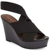 Donald J Pliner Women's 'Carlin' Platform Wedge Sandal