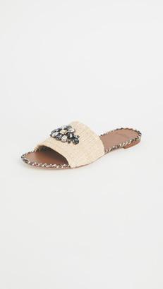 Alexandre Birman Ludovica Flat Sandals