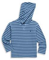 Ralph Lauren Striped Tech Mesh Hoodie
