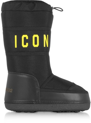 DSQUARED2 Icon Nylon Boots