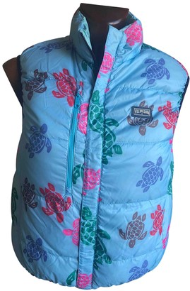 Vilebrequin Turquoise Polyester Jackets & Coats