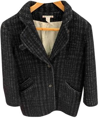 Bonpoint Navy Wool Coat for Women